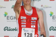 Andreas Kyburz (SUI, 9.) EGK Orienteering World Cup 2019 Laufen