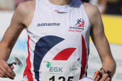 Kristian Jones (GBR, 2nd) EGK Orienteering World Cup 2019 Laufen