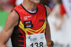 Yannick Michiels (BEL 1.) EGK Orienteering World Cup 2019 Laufen