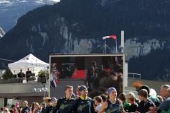 Team Sweden - Team Presentation Mixed Sprint Relay