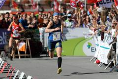 Karolin Ohlsson & Julia Gross - Mixed Sprint Relay
