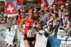Julia Gross (Team Switzerland 2) - Mixed Sprint Relay