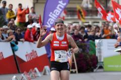 Sabine Hauswirth (Team Switzerland 1) - Mixed Sprint Relay